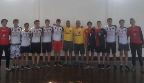 Yıldız hentbolcularımızın rakibi, Türkiye şampiyonu