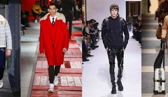 2018 Sonbahar Kış Erkek Moda Haftalarında Öne Çıkan Trendler
