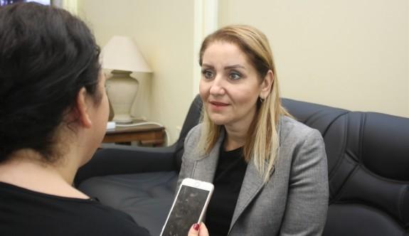 """""""Amacım Kıbrıs Türk kültürünü ileriye götürmek"""""""