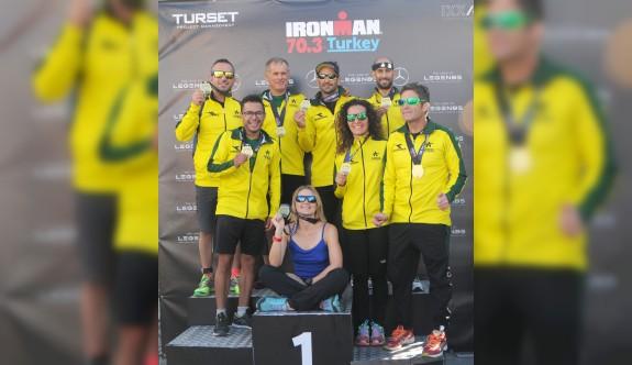 Aresliler'in, Ironman gururu