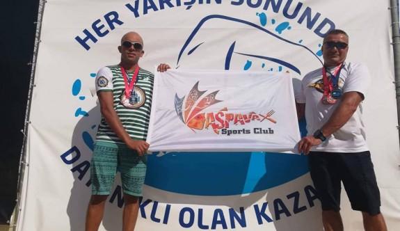Aspava ile İlker, bu kez Adana'da kulaç atacaklar