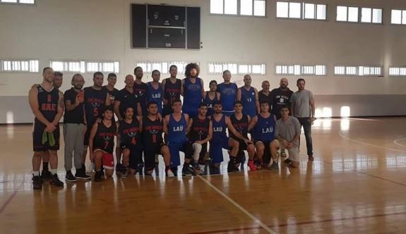 Basketbolda hazırlık maçları devam ediyor