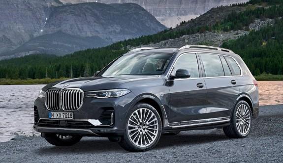 BMW'nin en büyük SUV modeli hazır
