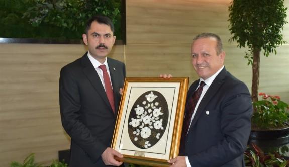 Çevre alanında Türkiye ile işbirliği sürecek