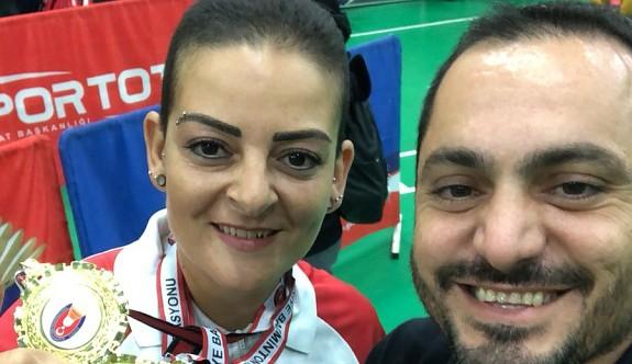 Denerel ve Ülviye, Türkiye'de şampiyon