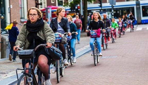 Dünyanın bisiklet başkentleri