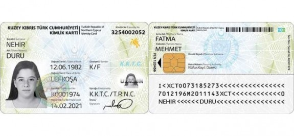 E-kimlik hizmet ağı Lefkoşa'da da hizmete giriyor