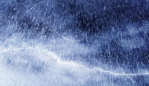 En çok yağmur Beyarmudu'na