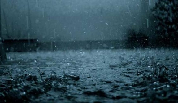 En çok yağmur Yeşilırmak'a