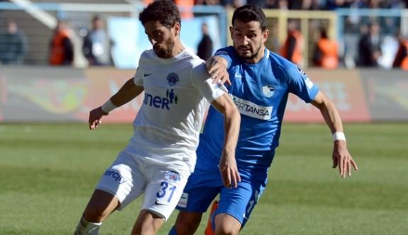 Erzurum'da puanlar paylaşıldı