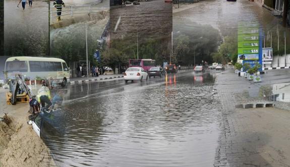 Girne, Lefkoşa ve Mesarya yağmura teslim