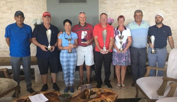 Golfte Federasyon Kupası gerçekleşti