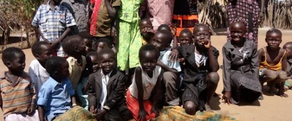 Güney Sudan'da 20 bin çocuk açlıktan ölebilir