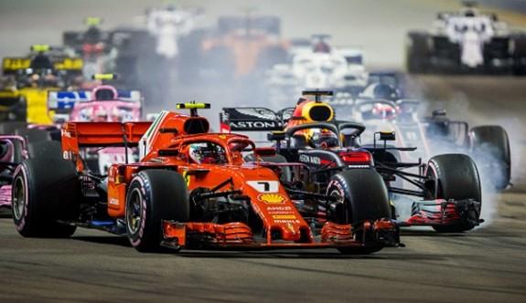 Hamilton Meksika'da şampiyonluk için yarışacak