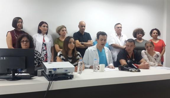 """""""Hastanelerdeki eksiklikler nedeniyle sevke 45 milyon TL harcanıyor"""""""