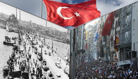 İlk nüfus sayımından günümüze değişen Türkiye