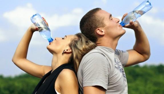 Kilonuza göre tüketmeniz gereken su miktarı