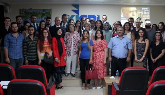 KISBÜ'de Türklük biliminin meseleleri ele alındı