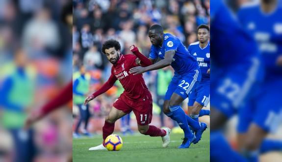 Liverpool'dan Cardiff City'e fark