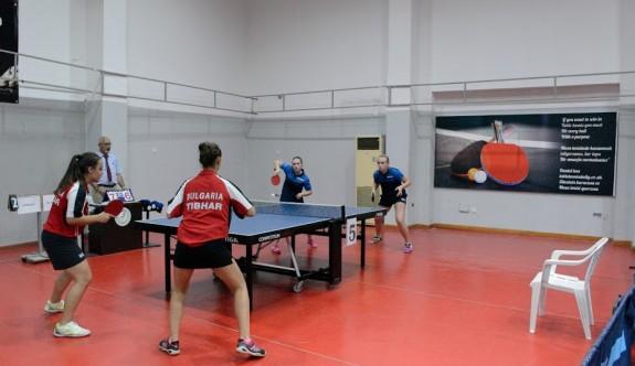 Masa Tenisi'nde takımlarda şampiyonlar belirlendi