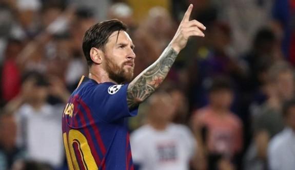 Messi'nin adı ölümsüzleşecek