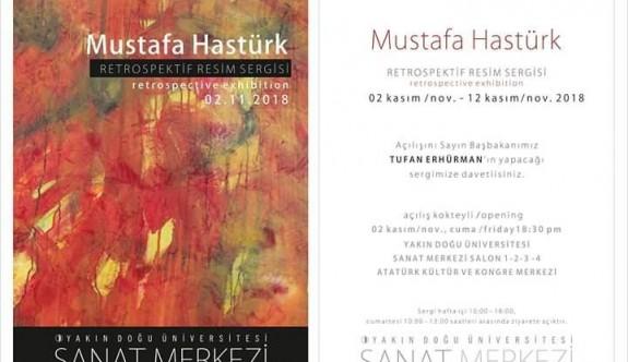Modern Sanat Müzesi'nde sergi sırası Hastürk'te