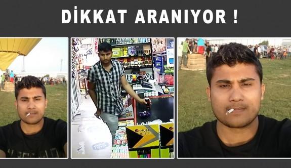 Polis Özgöçmen'in katil zanlısını arıyor