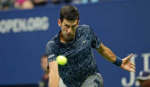Şanghay'da şampiyon Djokovic