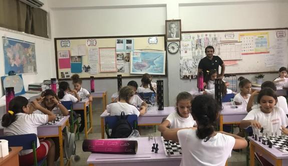 Tangül Çağıner Satranç Anı Turnuvası devam ediyor