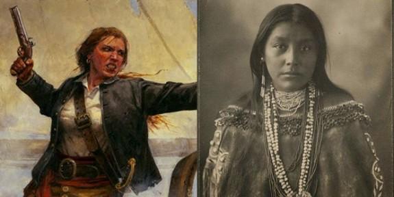 Tarihten 9 Cesur Savaşçı Kadın