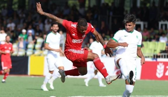Türkiye Kupası'nda bir sürpriz daha