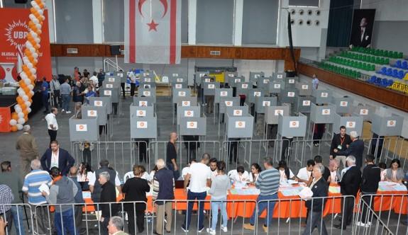UBP'de oy sayımına geçildi