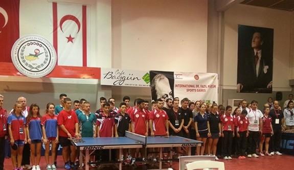 Uluslararası Dr. Fazıl Küçük Spor Oyunları başlıyor