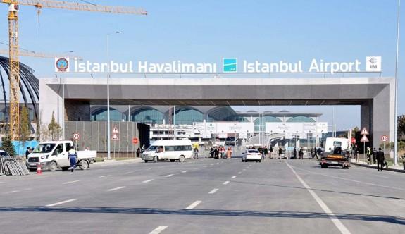 """""""Uyanık"""" girişimciler yeni havalimanının ismini 2002'de almış"""