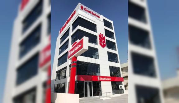 Ziraat Bank KKTC Ülke Yöneticiliği yeni binasına taşındı