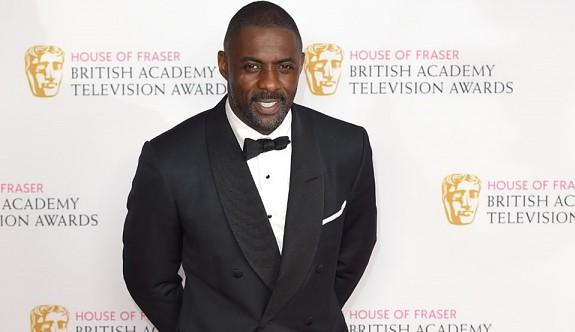 2018'in yaşayan en seksi erkeği Idris Elba