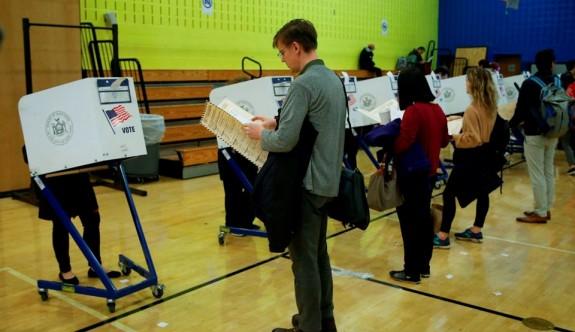 """ABD seçimlerinde """"ikiye bölünmüş bir Kongre"""" çıktı"""