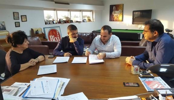 Basın-Sen ile Birinci Medya Toplu İş sözleşmesi imzaladı