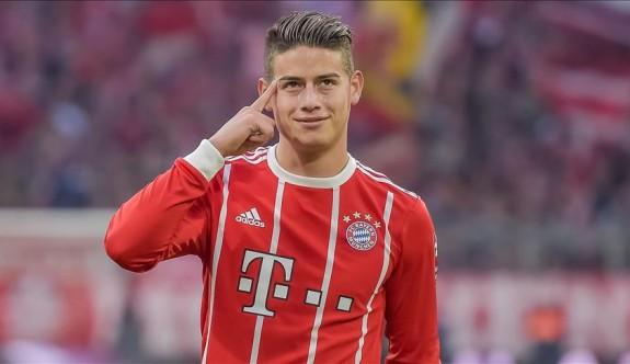 Bayern'de Rodriguez de sakatlandı