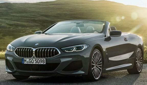 BMW'nin en özel modeli: BMW 8 Serisi Cabrio