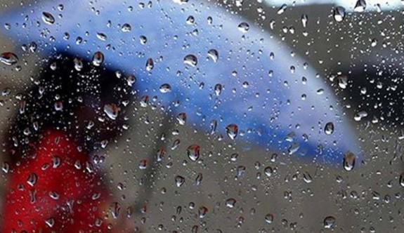 Dikkat yağmur geliyor sıcaklık düşüyor