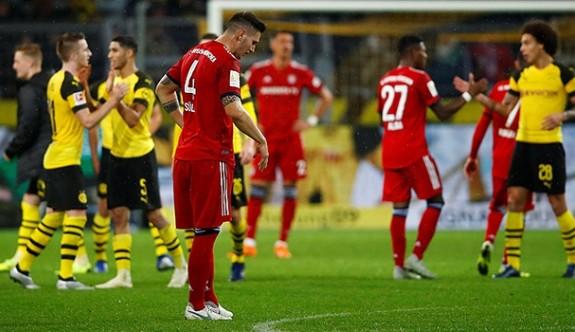 Dortmund, Bayern Münih'i evine boş gönderdi