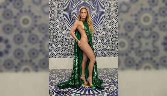 Jennifer Lopez yürekleri hoplattı