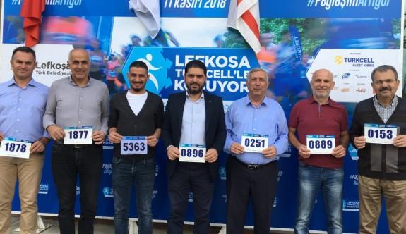 """""""Lefkoşa Maratonu, sosyal sorumluluk bilincinin gelişmesine katkı yapıyor"""""""