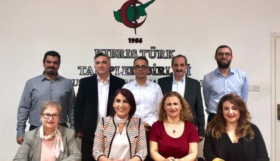 Tabipler Birliği yönetimi görev dağılımı yaptı