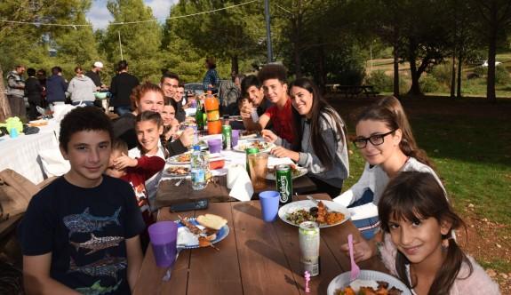 TUFAD, piknikte eğlendi