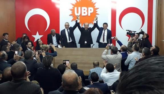 UBP genel sekreteri belli oldu
