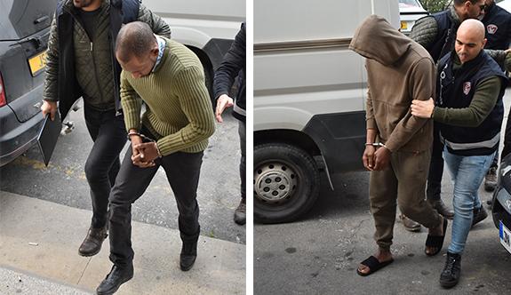 Uyuşturucu tacirlerine toplam 46 ay hapis