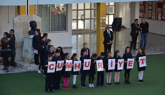 YDİ'de cumhuriyet coşkusu