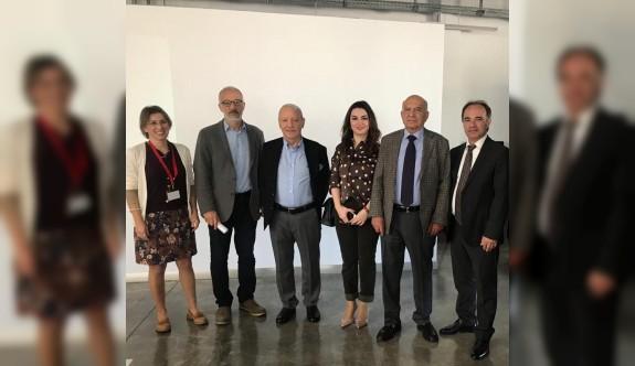 ARUCAD Azerbaycan Devlet Ressamlık ve Sanat Akademisi yöneticilerini ağırladı